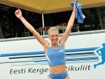 Jekaterina Patjuk ja Keio Kits krooniti Eesti meistriteks murdmaajooksus