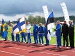 Eesti meeskond juhib avapäeva järel Eesti-Soome-Rootsi matši mitmevõistluses