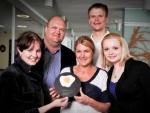 Juunioride EM Tallinn 2011 võitis suhtekorralduse eest pronksmuna auhinna