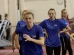 Eesti B-vanuseklassi noortekoondise laager Tallinnas