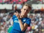 Anna Iljuštšenko püstitas Sillamäe kõrgushüppegalal hooaja rekordi