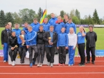 Eesti heitealade koondis oli  Balti maavõistlusel taas võidukas
