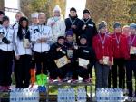 Eesti meistrivõistlustel ekidenis valitses Tartu Ülikooli Akadeemiline Spordiklubi