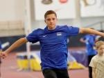 Noorte mitmevõistlejate õppe- ja treeningkogunemine