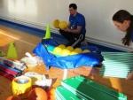 """IAAFi programm """"Laste kergejõustik"""" jõudis Jõgevamaale"""