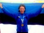 Emilija Manninen võitis kurtide olümpiamängudel kulla!