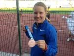 Kairit Olenko võitis kurtide olümpiamängudel teise medali!