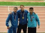 Jaan-Sulev Öpik võitis kurtide U18/U20 Euroopa meistrivõistlustel kulla ja pronksi