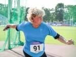 Eha Rünne püstitas seenioride Euroopa meistrivõistlustel maailmarekordi kettaheites