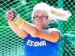 Anna Maria Orel püstitas vasaraheites Eesti juunioride rekordi