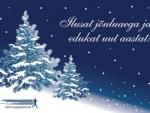 Eesti Kergejõustikuliidu jõulutervitus