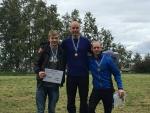 Eesti meistrivõistlused 20 km maanteekäimises võitsid Lauri Lelumees ja Angela Mandel