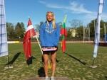 U20 vanuseklassi neidude Baltimaade mitmevõistluse meistriks tuli 5442 punktiga Margit Kalk