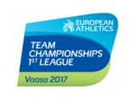 23.-25. juunil võistleb Eesti koondis Vaasas VII Euroopa võistkondlikel meistrivõistlustel