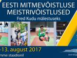 Fred Kudu mälestuseks: Eesti mitmevõistluse meistrid selguvad Tartus