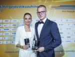 Aasta kergejõustiklasteks valiti Ksenija Balta ja Janek Õiglane