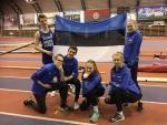 Eesti võitis U20 vanuse Balti mitmevõistluse MV, U18 arvestuses saadi 2. koht