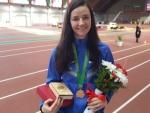 Marja-Liisa Landar võitis kurtide sisekergejõustiku EMil pronksmedali