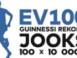 Kadrioru staadionil toimub EV100 Guinnessi rekordi jooks 100x10 000 meetrit