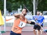 Kirt krooniti võimsa tulemusega Eesti meistriks, Alver hüppas uude meetrisse