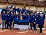 U18 ja U20 mitmevõistluse võistkondlikud Balti meistrivõistlused võitis Eesti koondis