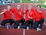 Teatejooksude Eesti meistrivõistlustel püstitati rekordeid