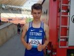 Kergejõustiklased panid Euroopa noorte olümpiafestivalile punkti