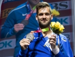Magnus Kirt võitis Doha MMil hõbemedali!