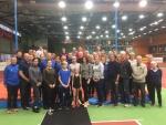 Svetlana Abramova meistriklassis osales üle 50 treeneri ja sportlase