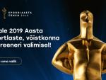 """""""Aasta sportlane 2019"""" rahvahääletus lõpeb reedel"""