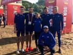 Murdmaajooksu EMil osales viis Eesti sportlast