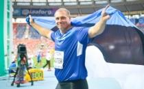 Gerd Kanter nimetati septembri Euroopa parimaks kergejõustiklaseks