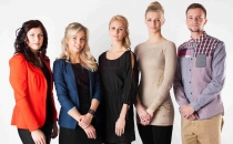 Tradehouse'i 20 000 EUR stipendiumit jagavad Beljajeva, Kirpu, Lehis, Mägi ja Šadeiko