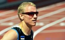 Teine võistluspäev Praha sise-EMil: Veiko Kriisk, Marek Niit, Raimond Valler, Grete Udras ja Rain Kask