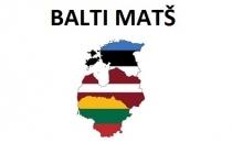 Balti maavõistluse tulemused