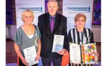 Ando Palginõmm ja Epp Maasik pälvisid Euroopa Kergejõustikuliidu treeneritöö auhinna, Kaiu Kustasson Euroopa Kergejõustikuliidu naisjuhi auhinna