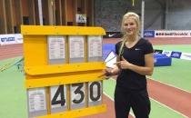 Reena Koll Püstitas teivashüppe Eesti rekordiks 4.30