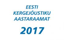Valmis Eesti kergejõustiku 2017 aastaraamatu e-väljaanne