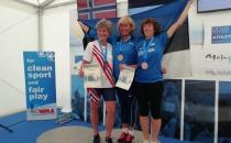Veteranide MMil võitsid Eesti sportlased 10 kulda