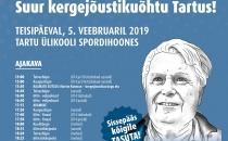 Martin Kutmani mälestusvõistlused toimuvad 5. veebruaril