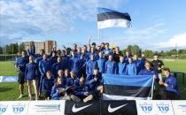 U20 ja U16 Balti meistrivõistlused tõid Eestile ühe üldvõidu ja kaks rekordit