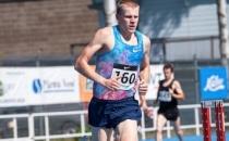 Kaur Kivistik uuendas Eesti rekordit ja täitis Doha MMi normi