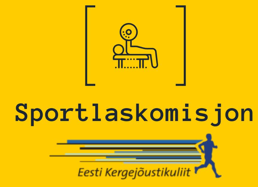 Selle pildi alt-atribuut on tühi. Failinimi on Sportlaskomisjoni-logo.png